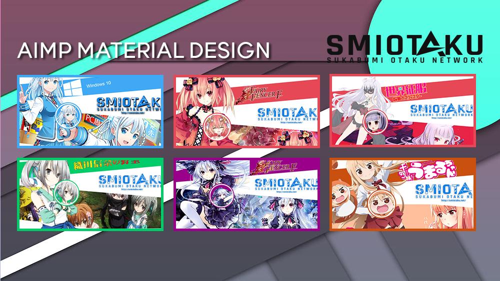 Material [REUPLOAD] AIMP4 MATERIAL DESIGN (2014) [REUPLOAD] AIMP4 MATERIAL DESIGN (2014) material