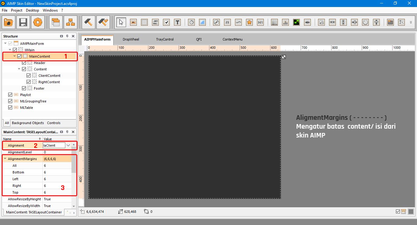 12 maincontent settings Cara Membuat AIMP SKIN 'Sederhana' Sendiri Cara Membuat AIMP SKIN 'Sederhana' Sendiri 12 maincontent settings