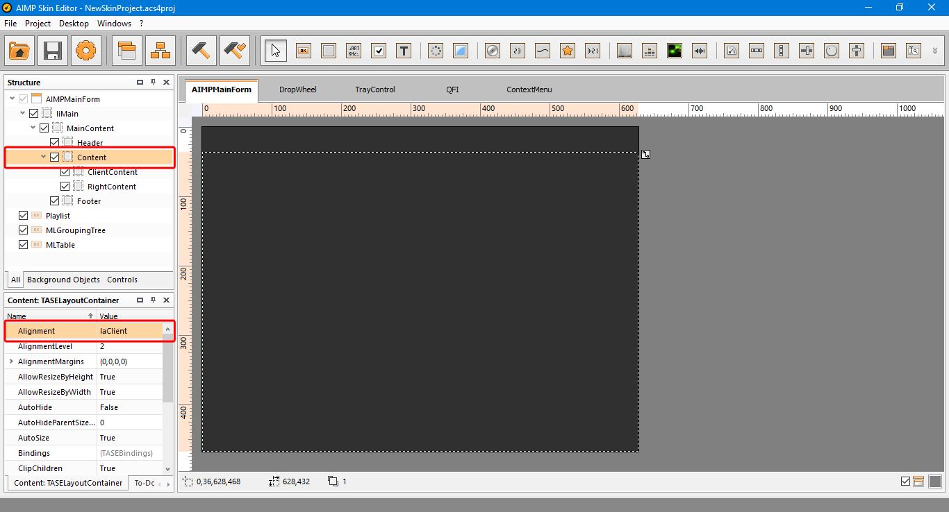 14 content settings.png Cara Membuat AIMP SKIN 'Sederhana' Sendiri Cara Membuat AIMP SKIN 'Sederhana' Sendiri 14 content settings