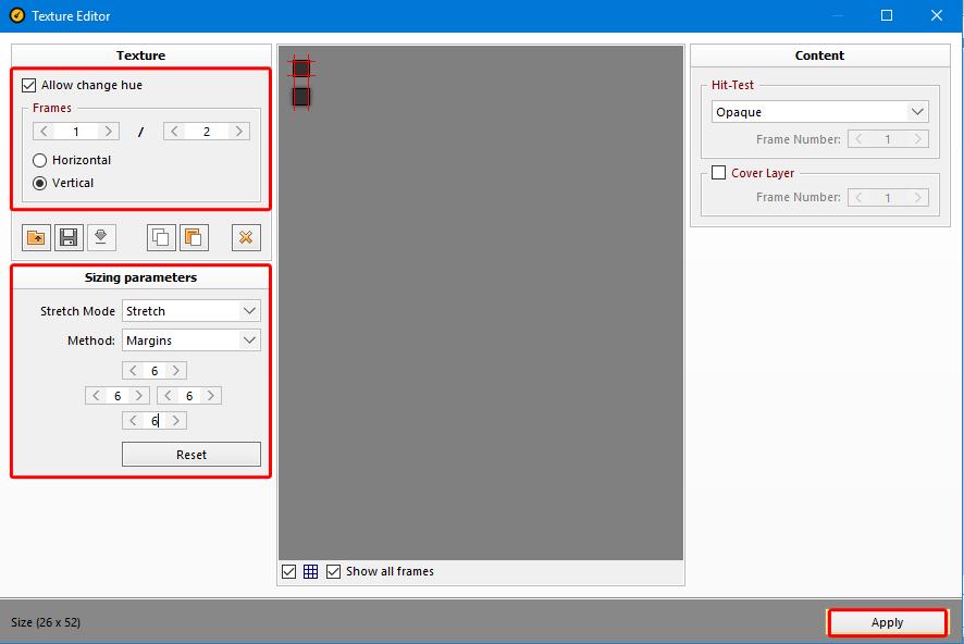 4 mengatur latar belakang 2 Cara Membuat AIMP SKIN 'Sederhana' Sendiri Cara Membuat AIMP SKIN 'Sederhana' Sendiri 4 mengatur latar belakang 2