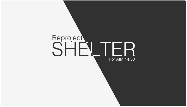reproject aimp skin shelter AIMP 4.50 SHELTER Re:Project AIMP 4.50 SHELTER Re:Project reproject aimp skin shelter